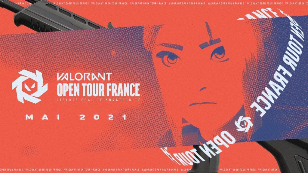 OPEN TOUR FRANCE 2021 (PRINTEMPS) – GALAXIE PUNK – MATCH 1 EN LIVE